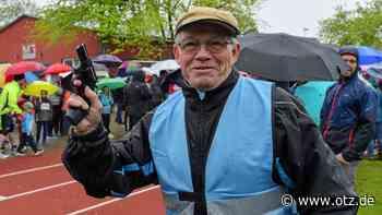 Gerd Busch bleibt mit Lobedas Freizeitsport weiter verbunden