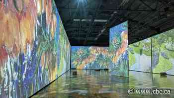 Step inside the works of van Gogh with immersive exhibit in Montreal