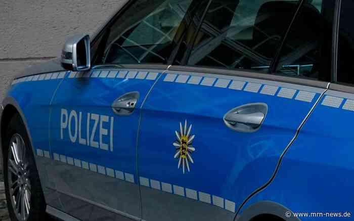 Mannheim – Mit 1,5 Promille im Gleisbett gelandet – Straßenbahnverkehr Richtung Ludwigshafen war behindert
