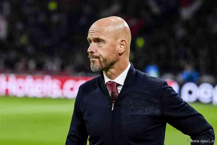 Eerste thuisnederlaag voor Ajax onder Ten Hag in de Eredivisie