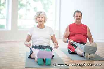Combined Exercise Types Optimal for Older Obese Adults Losing Weight