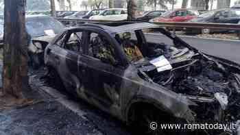 Piromane al Tuscolano: incendiate sei auto ed una moto