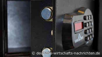 Deutsche bunkern Bargeld: Tresor-Hersteller erleben Hochkonjunktur