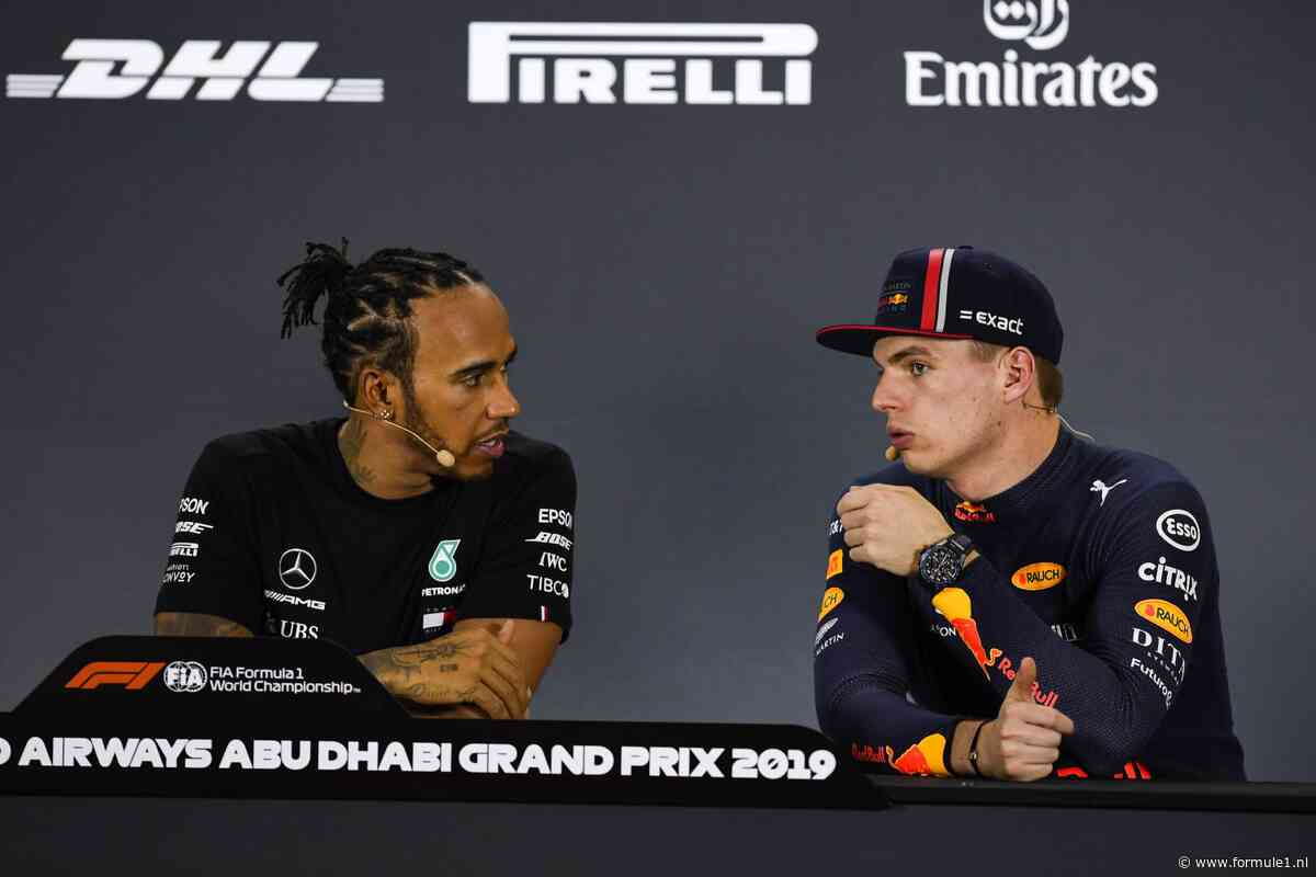 Silly season al begonnen? Hamilton en Verstappen nog niet bezig met toekomst na 2020