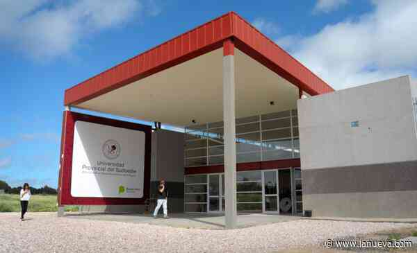 La Universidad Provincial del Sudoeste abrirá 26 carreras en 2020