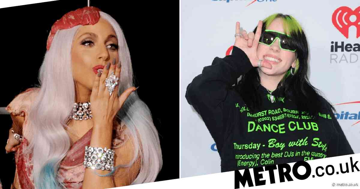 Billie Eilish cancelled by Lady Gaga fans just hours before KIIS FM's Jingle Ball performance