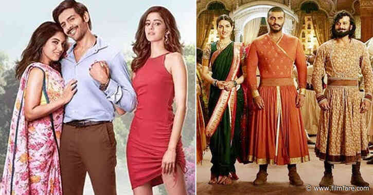 A break down of Panipat and Pati Patni Aur Wohâs opening day collections