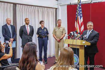 Officials offer few details on fatal Pearl Harbor shipyard shooting