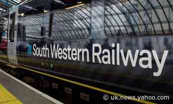 South Western Railway strike: delays as action begins during works