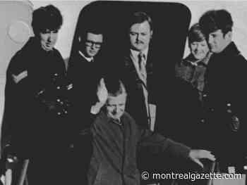 History Through Our Eyes: Dec. 7, 1970, James Cross waves goodbye