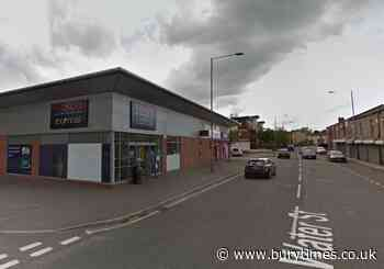 'Relief' over arrest after armed robbery at Tesco Express, Radcliffe