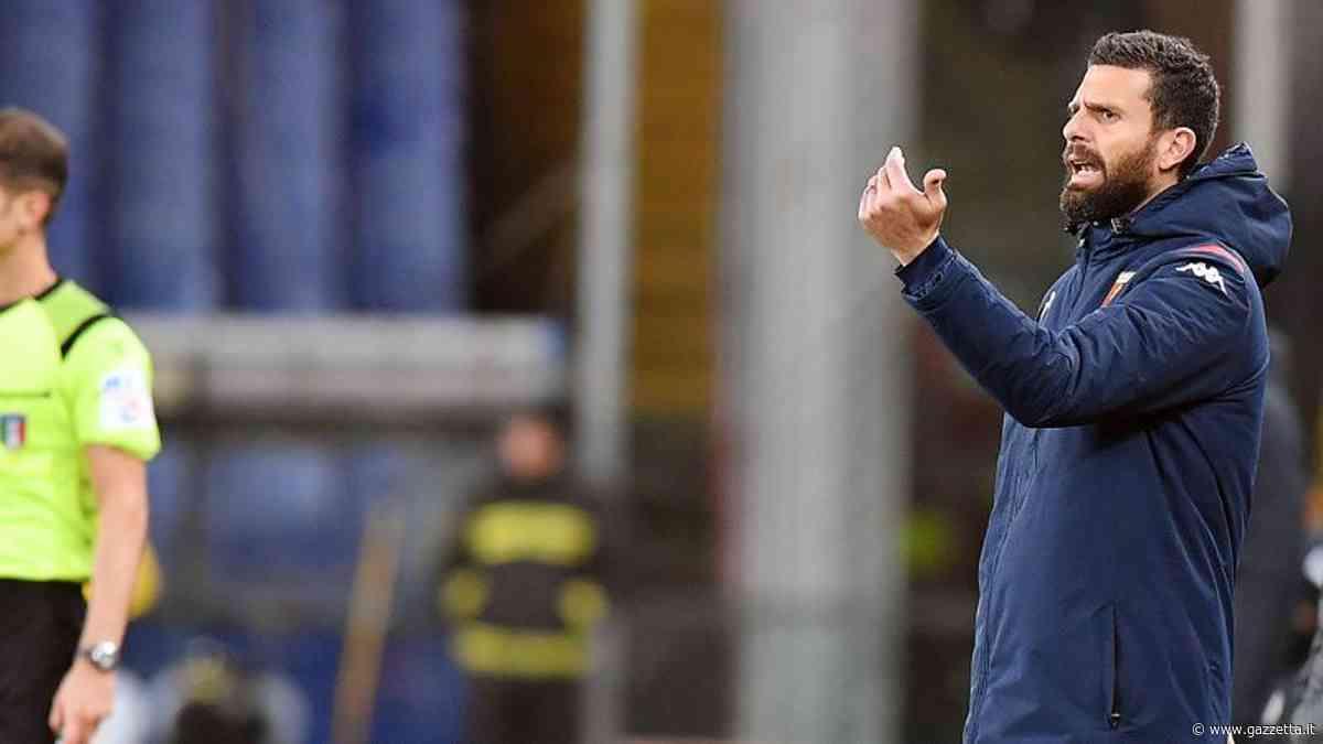 """Thiago Motta: """"Chi non ama il Genoa si faccia da parte"""""""