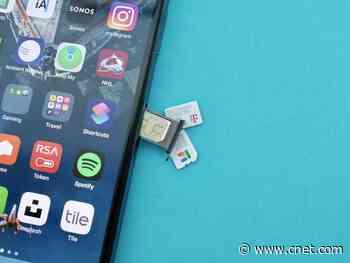 Motorola's new Razr phone ditched the SIM card for an eSIM. Wait, what's an eSIM?     - CNET