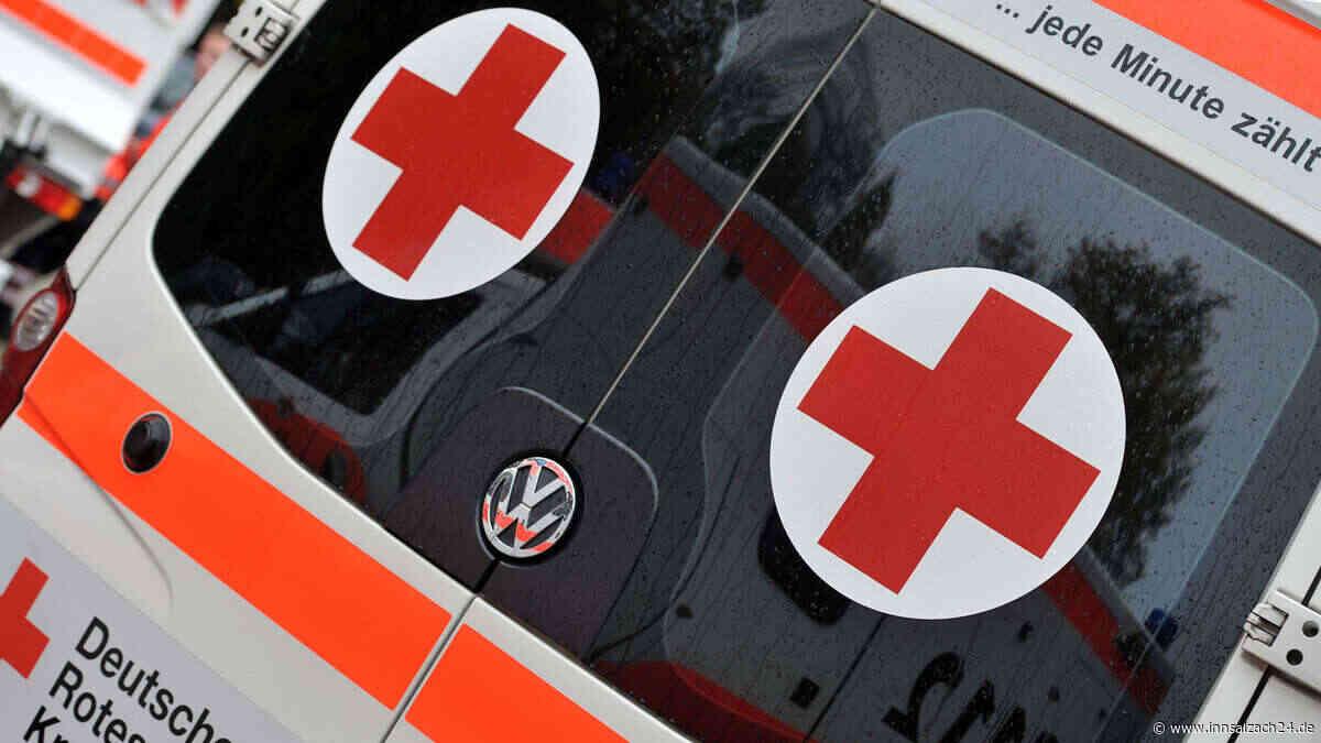 Pallinger (20) prallt mit Auto gegen Baumstumpf - verletzt
