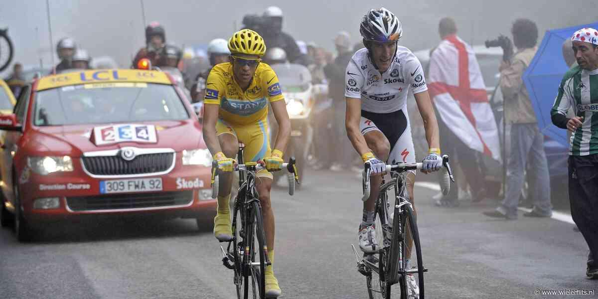 Alberto Contador, Andy Schleck, NK baan, Zesdaagse Rotterdam