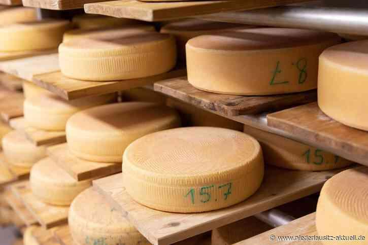 Käsediebstahl in Ogrosen! 250kg vom Ziegenhof geklaut