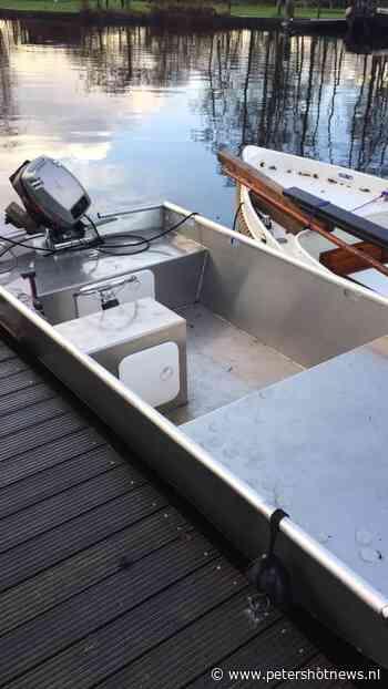 #Vinkeveen - Boot gestolen op Vinkeveense Plassen