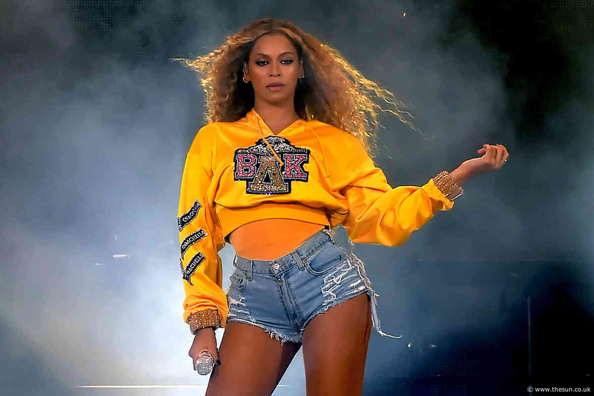 Beyoncé 'planning a Las Vegas residency' – making her highest-paid star on the strip