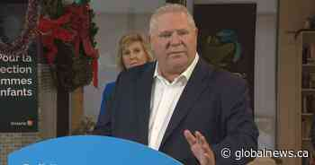 ANALYSIS: Premier Doug Ford's new leaf