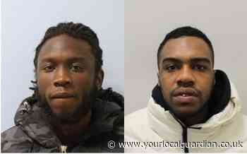 Two men jailed for operating county lines drugs network from their Croydon and Streatham homes