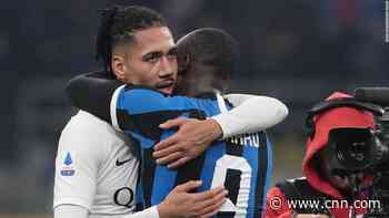 'Black Friday:' Footballers pictured under controversial headline embrace