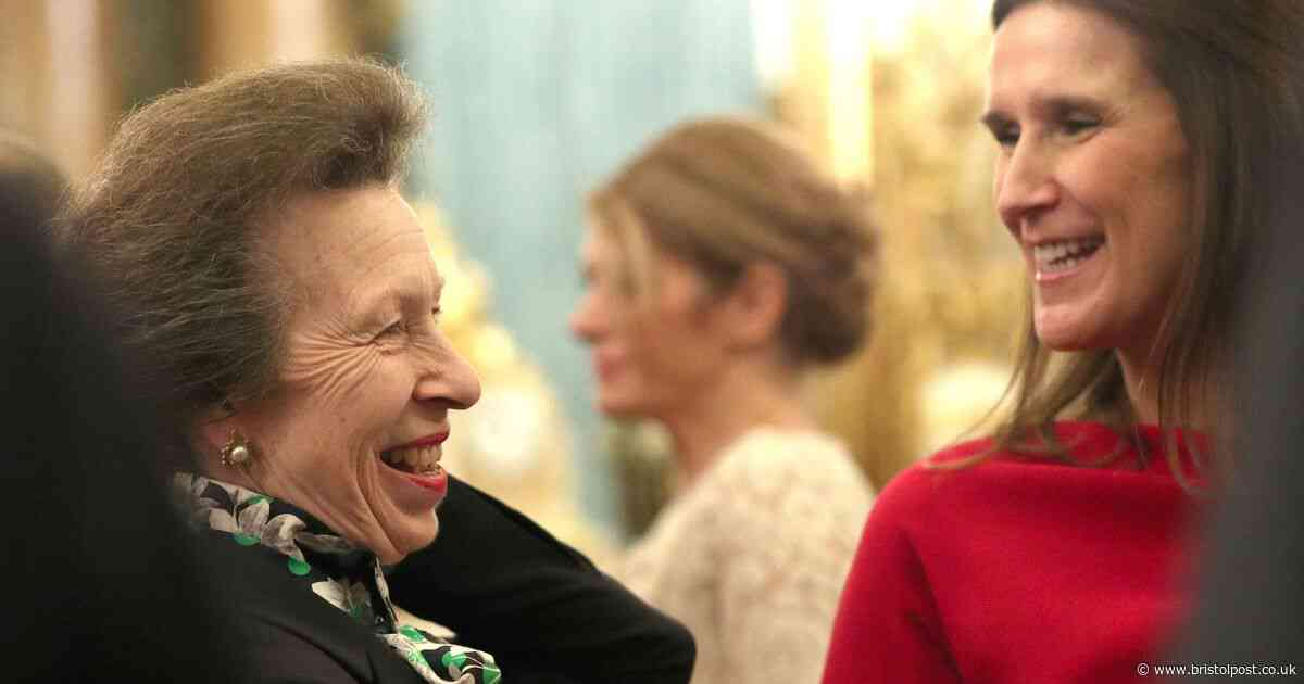 What really happened when Princess Anne met Donald Trump and the Queen 'told her off'