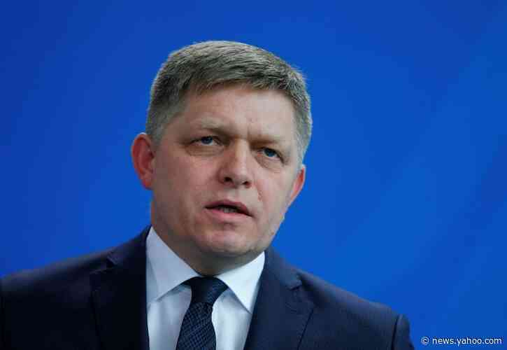 Slovak ex-PM Fico left party congress to seek medical treatment: reports