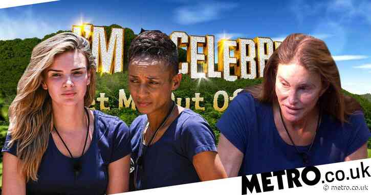 I'm A Celebrity's Adele Roberts pays emotional tribute to Caitlyn Jenner and Nadine Coyle as they're kicked out the jungle