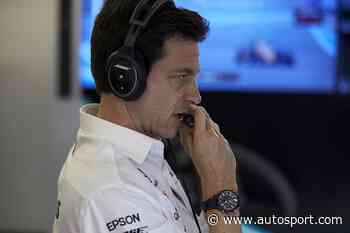Wolff hints at Mercedes stay amid Formula 1 move rumours