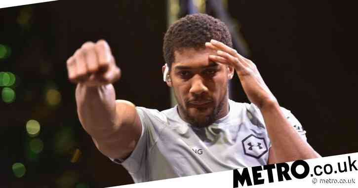Anthony Joshua could suffer serious injury against Andy Ruiz Jr, fears Chris Eubank