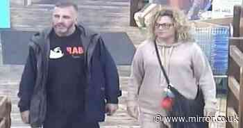 Police CCTV appeal for couple after theft of £400 Go Outdoors coats