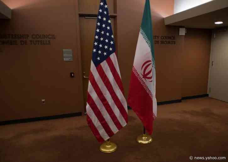 Iranian and American freed in apparent prisoner swap