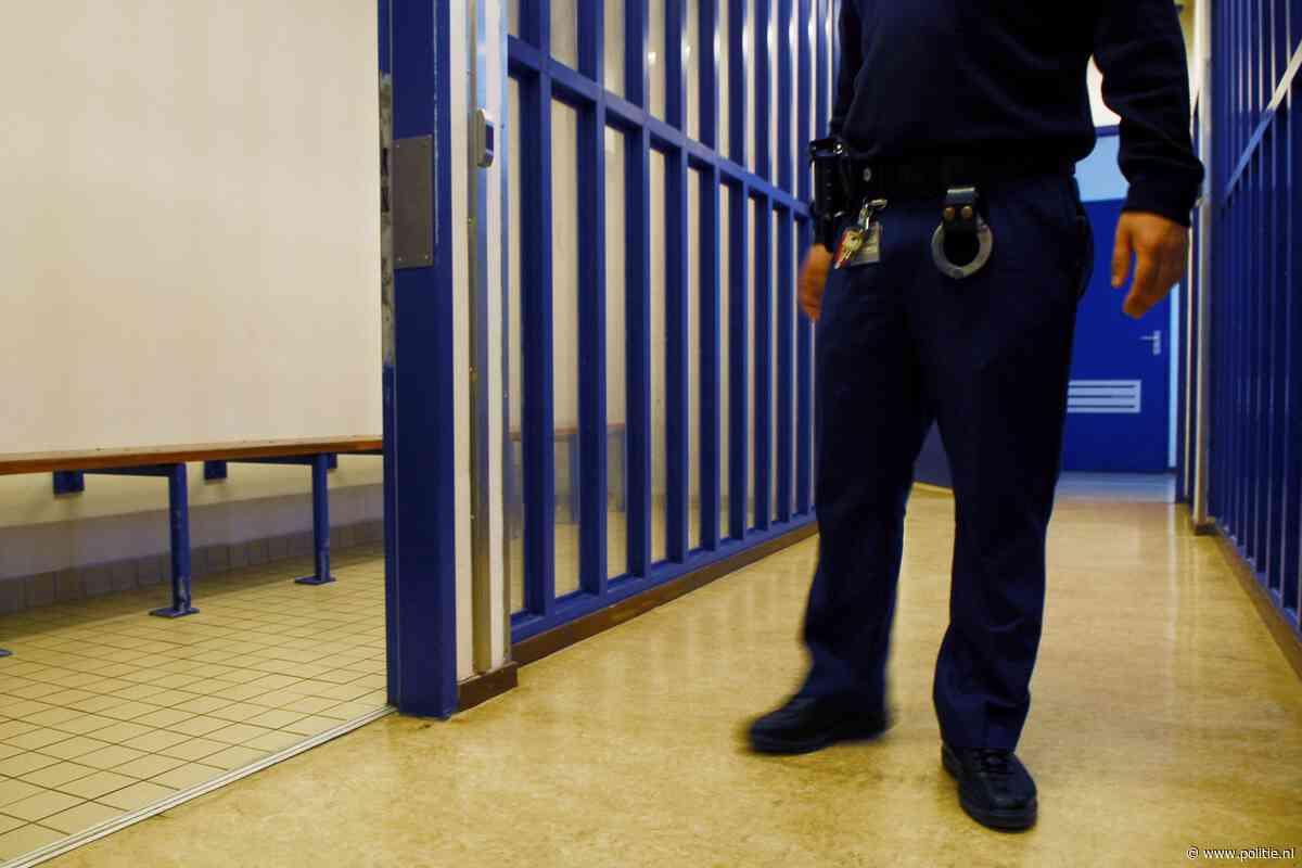 Chaam/Breda - Geweld tegen politie