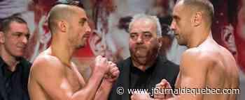Boxe: «Pas question de retourner au bas de l'échelle», affirme l'entraîneur de David Lemieux