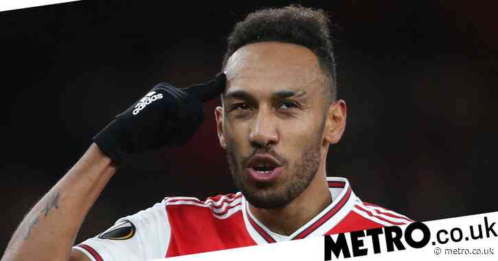 Arsenal set deadline for Pierre-Emerick Aubameyang to sign new contract
