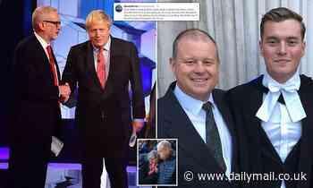 Father of London Bridge terror victim Jack Merritt blasts Boris Johnson