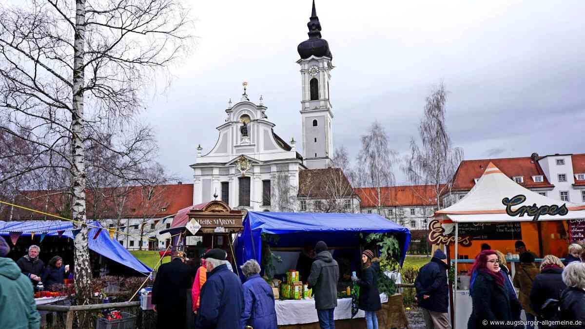 Weihnachtsmarkt in Dießen 2019: Start heute, Termine, Öffnungszeiten