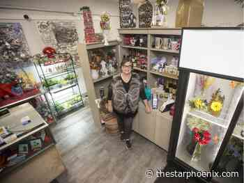 New Faces New Places: Longtime Saskatoon florist finds new home
