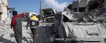 Syrie: 19 civils dont des enfants tués dans des raids sur Idleb