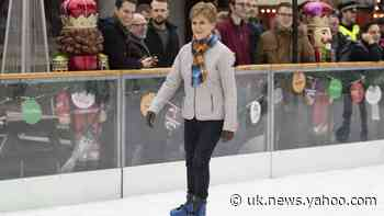 Nicola Sturgeon gets skates on as parties hit the streets in final bid for votes