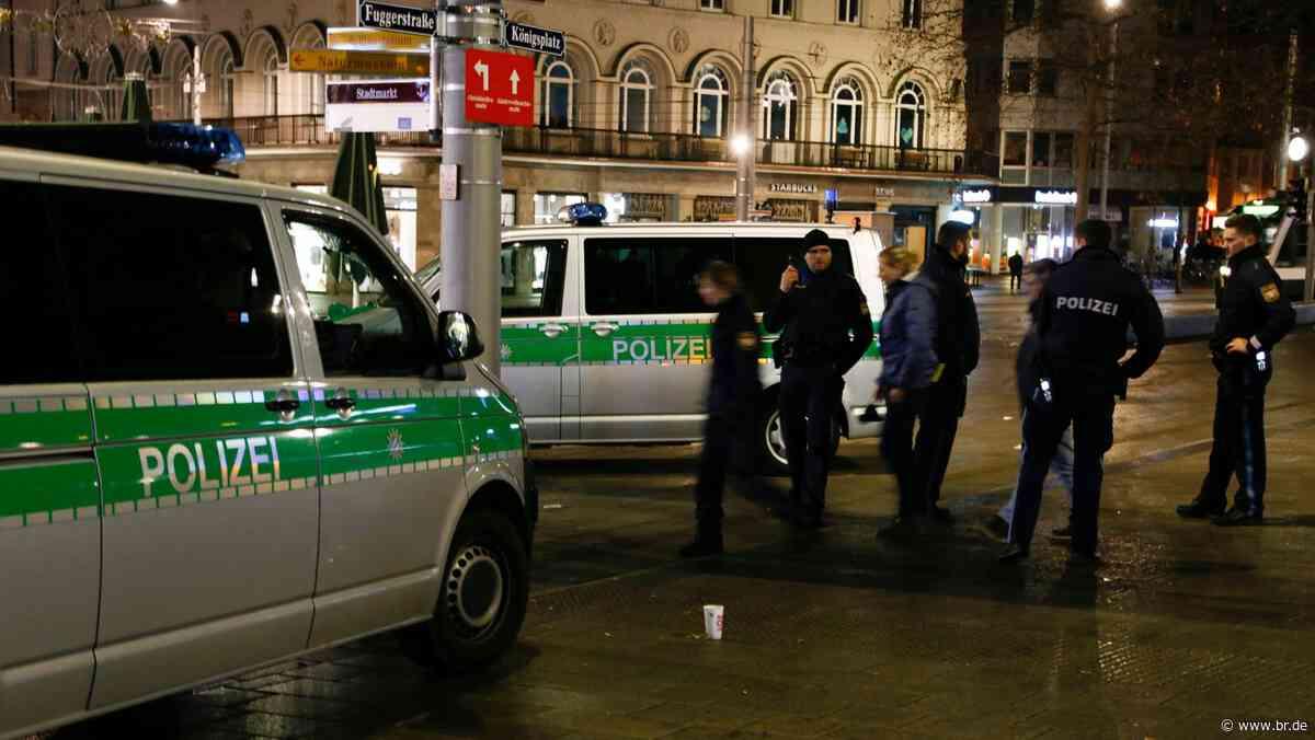 Mann stirbt nach Attacke in Augsburger Innenstadt