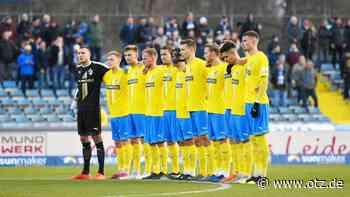 FC Carl Zeiss Jena verliert gegen Unterhaching sechstes Saison-Heimspiel