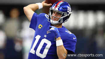 Giants offensive coordinator sees a rejuvenated Eli Manning: 'He's had a good week'