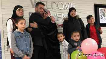 Stroke of luck leads to Syrian siblings' reunion after six years apart