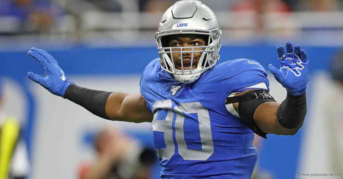 Ask a Lion: Trey Flowers' Netflix recommendations, favorite pizza, biggest motivations
