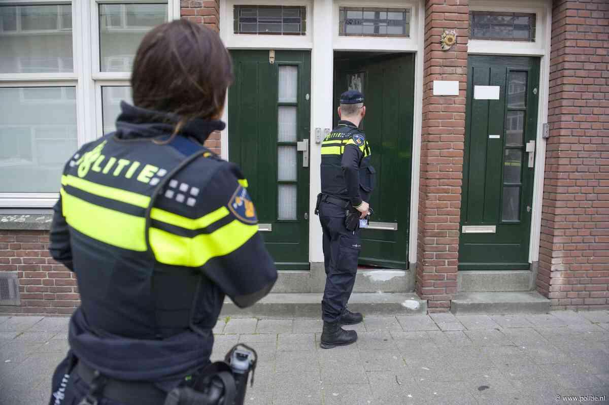 Dordrecht - Jonge overvallers dringen woning binnen in Dordrecht