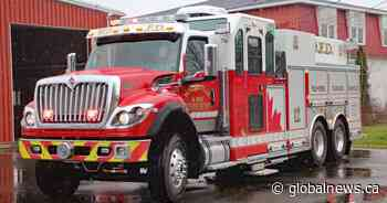 Structure fire in Waterville, N.S. forces tenants to evacuate
