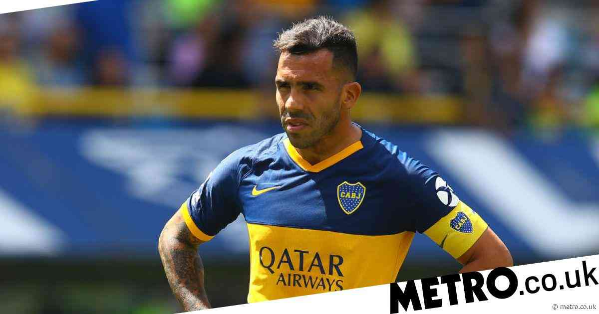 Carlos Tevez names former Man Utd team-mate as 'one of the best I players I've seen'
