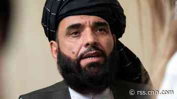 Taliban says it has resumed peace talks with the US