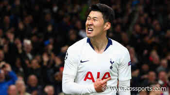 Tottenham's Son Heung-min pulls off unbelievable goal after going 90 yards before cool finish